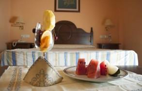 albenzaire-hotel-habitacion-doble-desayuno